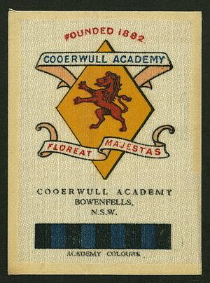 Cooerwull Academy - Image: Cooerwullacademy