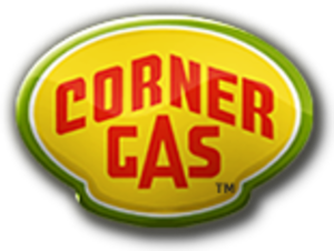 Corner Gas - The Corner Gas logo