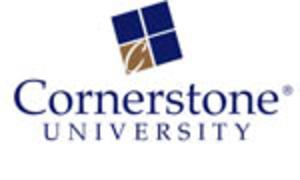 Cornerstone University - Image: Cornerstone University logo