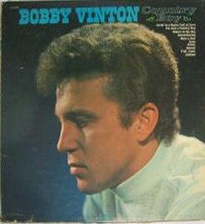 Country Boy (Bobby Vinton album) - Image: Country Boy (Bobby Vinton album) coverart