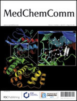 MedChemComm - Image: Cover Issue Med Chem Comm