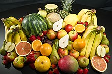 Culinary fruits top view.jpg
