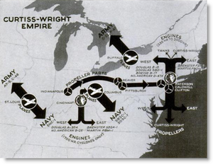 Curtiss-Wright - Image: Curtiss Wright Empire 15September 1941