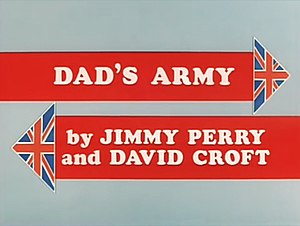 Dad's Army - Series title card