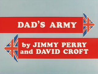 <i>Dads Army</i> Classic British comedy TV series