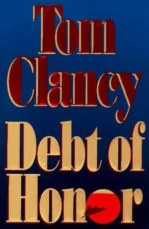 Debt of Honor - First edition cover