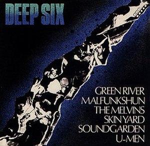 Deep Six (album) - Image: Deep Six 1985