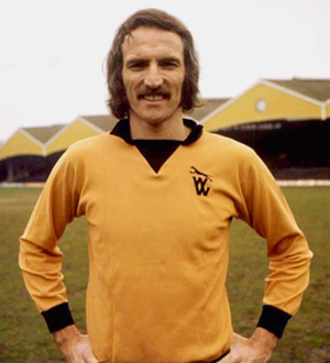 Derek Dougan - Dougan as a Wolverhampton Wanderers player