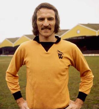 Derek Dougan - Dougan as a Wolverhampton Wanderers player