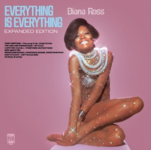 Everything Is Everything (Diana Ross album) - Image: Dianarosseverything