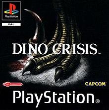 Dino Crisis (video game) - Wikipedia