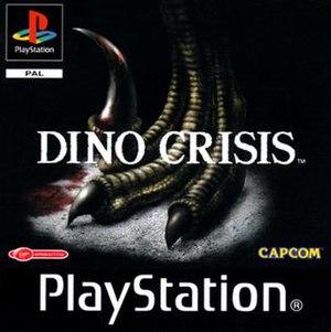 Dino Crisis (video game) - Image: Dino Crisis