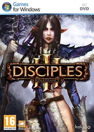 Disciples III: Renaissance - Image: Disciples III