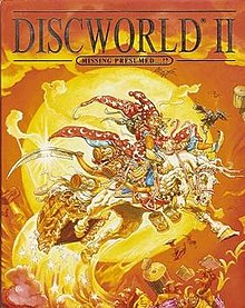 Discworld Ii Missing Presumed Wikipedia