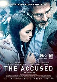 <i>The Accused</i> (2018 film) 2018 film