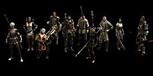 List of Dragon Age characters - Wikipedia
