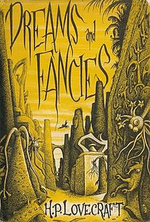 <i>Dreams and Fancies</i> book by Howard Phillips Lovecraft