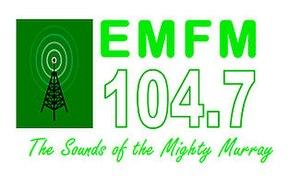 Radio EMFM - Image: EMFM Logo