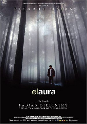 El Aura - Theatrical release poster