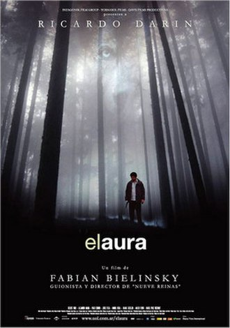 The Aura (film) - Theatrical release poster