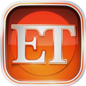 "Entertainment Tonight - Logo used until 2014; all on-air logos used since 1994 are based on the original 1981 logo, but have solely used the abbreviated ""ET"" name."