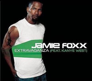 single by Kanye West and Jamie Foxx