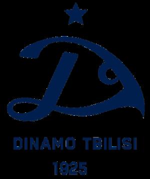 FC Dinamo Tbilisi - Image: FC Dinamo Tbilisi logo