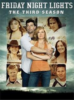 <i>Friday Night Lights</i> (season 3) Season of television series