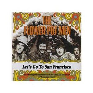 Let's Go to San Francisco - Image: Flower Pot Men San Francisco