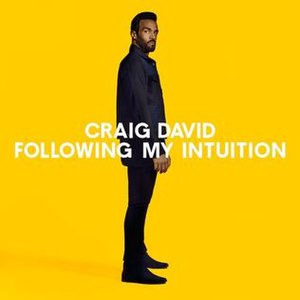 Following My Intuition - Image: Following My Intuition Album Cover