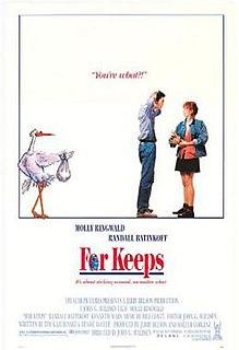 <i>For Keeps</i> (film) 1988 film by John G. Avildsen