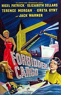<i>Forbidden Cargo</i> (1954 film)