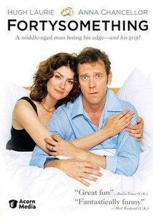 Fortysomething (TV series) - DVD cover