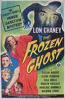 <i>The Frozen Ghost</i>