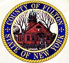 Official seal of Fulton County