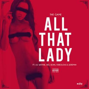 All That (Lady) - Image: Game All That Lady