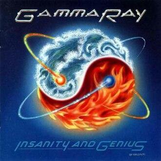 Insanity and Genius - Image: Gammaray Insanityandgenius