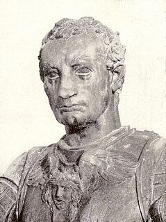 Erasmo of Narni Italian mercenery