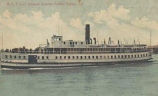 <i>General Frisbie</i> (steamship) steamship, built 1900
