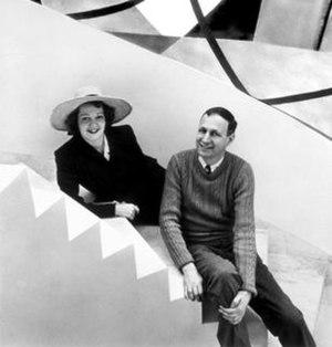George L.K. Morris - Morris and Suzy Frelinghuysen