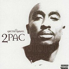 2Pac featuring Elton John - Ghetto Gospel (studio acapella)