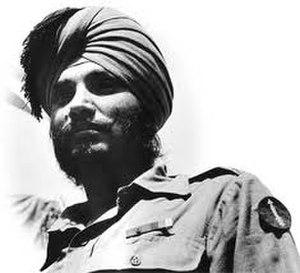 Gian Singh - Image: Gian Singh VC