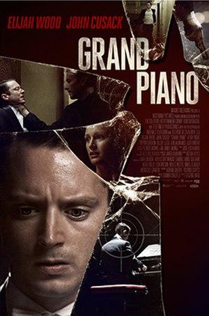 Grand Piano (film) - Theatrical release poster