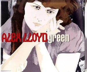 Green (Alex Lloyd song) - Image: Green by Alex Lloyd