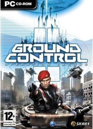 Ground Control II: Operation Exodus - Image: Ground control 2 box