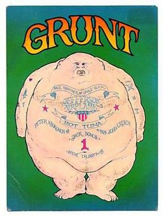 Grunt Records - Image: Grunt Man