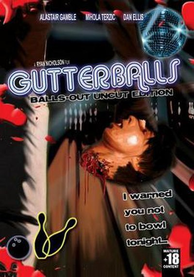 Picture of a movie: Gutterballs