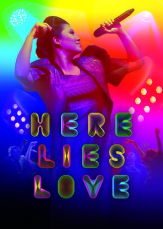Here Lies Love (musical) - Image: HLL Musical
