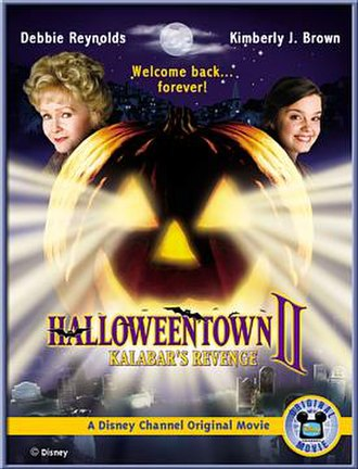 Halloweentown II: Kalabar's Revenge - Promotional advertisement