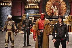 Hellboy II: The Golden Army - Wikipedia